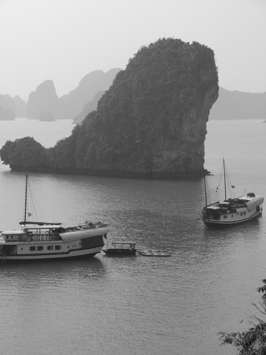 HaLong Bay, Vietnam ~ December 2013